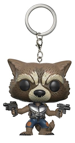 Price comparison product image Guardians of the Galaxy Vol 2 13217 Pocket POP! Keychain: Marvel: Rocket