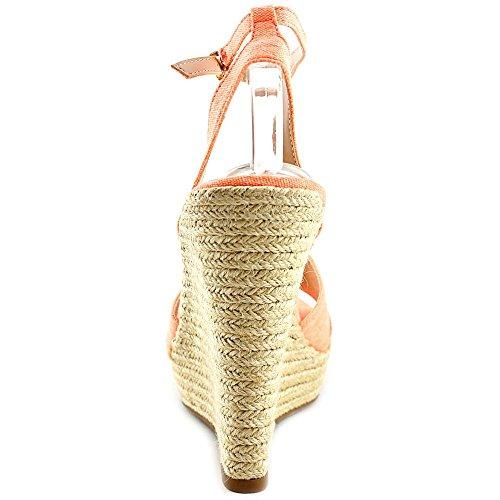 Madden Girl Viicki Tessile Sandalo con la Zeppa Coral