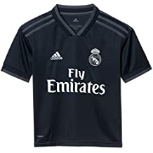 Adidas Real Madrid Exterior – Camiseta de fútbol Infantil a4281f0db93b9