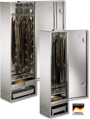 Fish & Meat Food Smoker - Electric & Charcoal Smoking cabinet with Temperature gauge