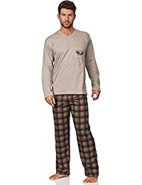 Cornette Ensemble Pyjama Homme CR-124-Captain