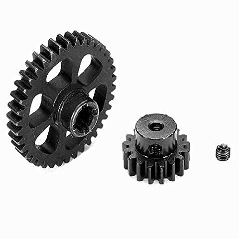 Creation® Metal Diff Boîte de vitesses principale pour 1/18 WLtoys
