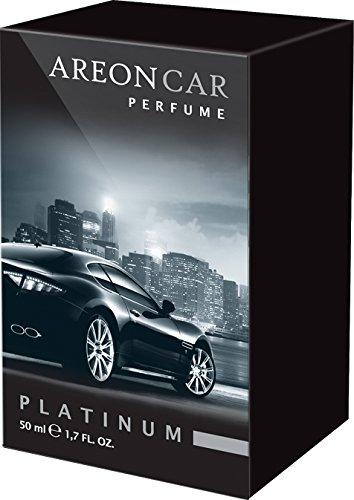 Preisvergleich Produktbild Lufterfrischer Areon LUX Parfüm Platin 50ml.