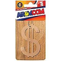 Aromcom 4840978000710Dollar Wooden Air Freshener Peach preiswert