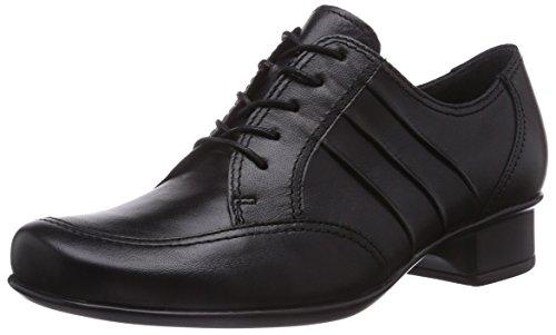 Gabor Shoes Gabor, Scarpe Derby con lacci donna, Nero (Nero (nero)), 41