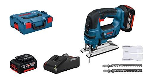 Bosch Professional 06015A6106 GST 18V-LI B System Akku Stichsäge, 18 V