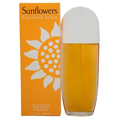 Elizabeth Arden Sunflowers Eau de Toilette Spray, 100ml