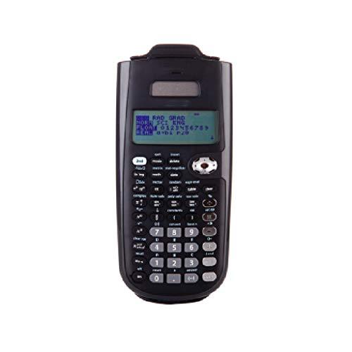 WM Home Kleiner tragbarer Taschenrechner Multifunktions-Studenten-Wissenschafts-Funktions-Taschenrechner-Knopf-Test-Taschenrechner