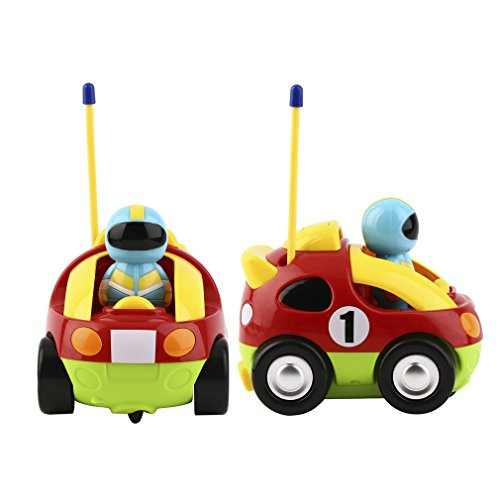 Kids Baby Toddlers Cartoon Astronaut R/C Race Car Radio for sale  Delivered anywhere in UK