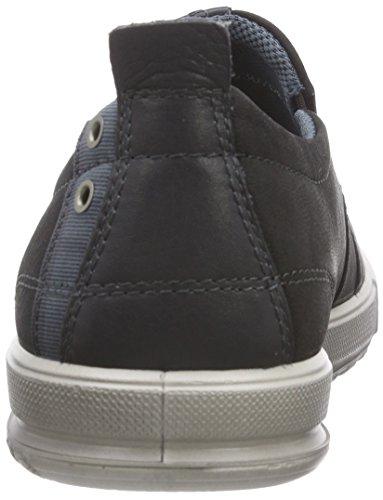 Ennio Uomo Black Nero Moonless Pantofole 55869 ECCO Uq6vBq