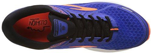 Brooks Herren Aduro 5 Gymnastikschuhe Blau (Blue Orange Black 1d494)