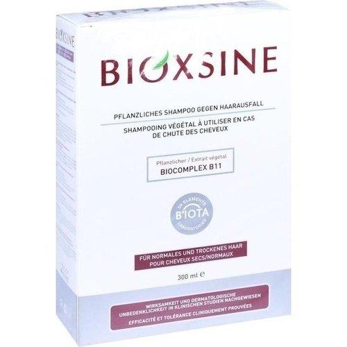 Bioxsine pfl.Sha.g.Haarausf. b.normal und trock Ha 300 ml