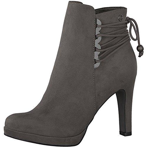 Tamaris Damen Stiefelette 25026-31,Frauen Stiefel,Boot,Halbstiefel,Damenstiefelette,Bootie,hoch,High...