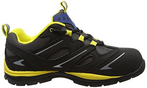 Goodyear Gyshu3760, Chaussures de Sécurité Mixte Adulte Noir (Black)