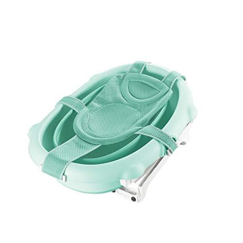 Babybadesets für Unterwegs Baby-Badesitz Unterstützung Net Badewanne Baby-Bad-Nets Baby-Bad-Nets Neugeborene Kleinkinder Sitzen Liegen Tub-Halter-Universal Liegen Pad Schwamm Badematte