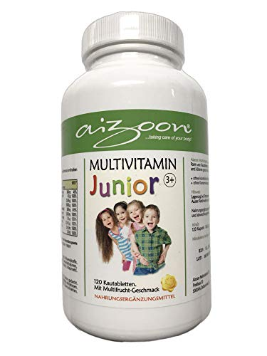 amin Junior Multivitamin Tabletten Multifrucht Kinder ()