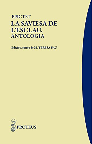 La saviesa de l'esclau (Catalan Edition) por Epictet
