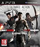 Ultimate Action Pack: Tomb Raider, Sleep...