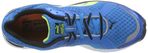 Puma Faas 600, Baskets mode homme Bleu (Brilliant blue, Fluo yellow)