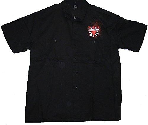 latted Jester Shield - Worker Shirt / Hemd - Größe Size XL ()