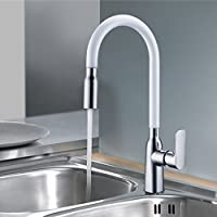 Auralum® rubinetto 2 anni di garanzia lavello lavello raccordo rubinetto