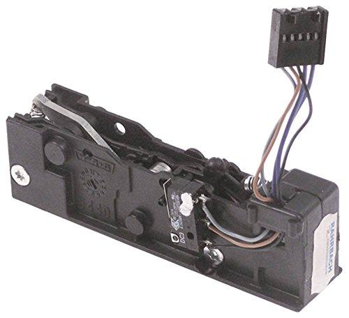 Elektromagnetverschluss Länge 104mm Breite 24mm Höhe 34mm Serie 8.440 12V DC -