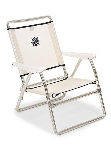 FORMA MARINE chaise de plage pliable \
