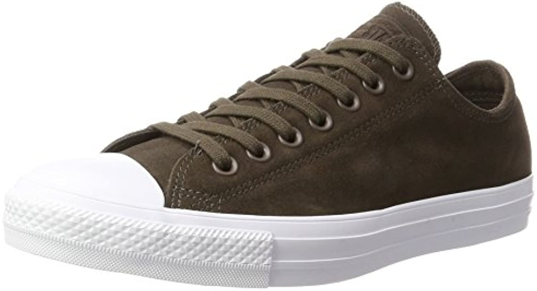 Converse Unisex Erwachsene CTAS OX Dark Chocolate Sneaker