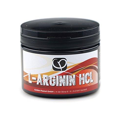 L-Arginin HCL Pulver 400 g Dose – Premium Qualität – gewonnen durch pflanzliche Fermentation
