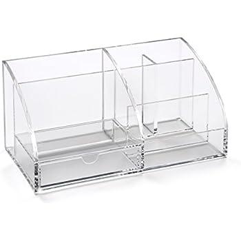 Osco Organisateur de bureau acrylique Transparent