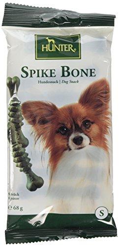 HUNTER Spike Bone Snack Hundeleckerlis mit Belohnungen, Mint