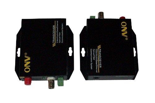 Ottica Extender in fibra ottica transceiver 1 ch trasmettitore e