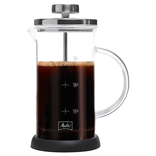 41AsUcmYK%2BL. SS500  - Melitta 173082 Classic French Press cafetiere, 3 cups, 350 ml