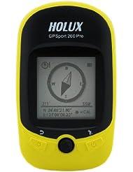 HOLUX GPS Navigationsgerät HOLUX GPSPORT GR-260 pro, gelb