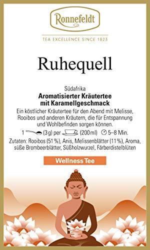 Ronnefeldt - Ruhequell - Wellness-Kräutertee - 100g
