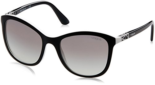 Vogue 0VO5033S 238911 54, Montures de lunettes Femme, Noir (Nero)
