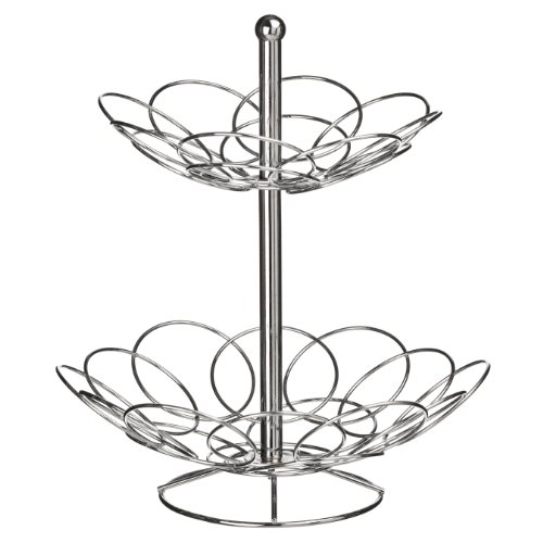 premier-housewares-ellipse-2-tier-fruit-basket-chrome