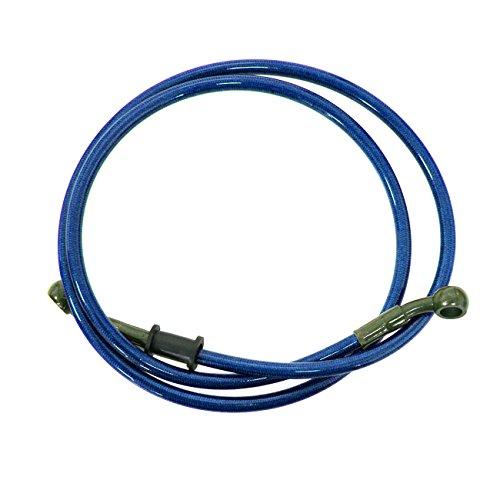 1m ALU-titane chaleur protection tuyau GK ID 15 MM *** tuyau essence tuyau turbo