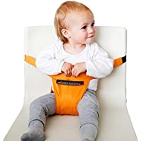 Minimonkey - Mini silla, color naranja