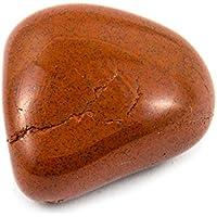 Jaspis rot Trommelstein 1Stk. (Größe ca. 30x20mm) preisvergleich bei billige-tabletten.eu