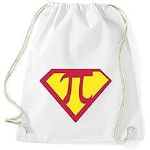 Super Pi Bolsa de deporte Nerd Hero Mathe Math Sheldon Big Bang