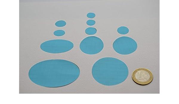 01b93dd6643 Kit de réparation de doudoune - Couleur   Bleu clair  Amazon.fr  Sports et  Loisirs