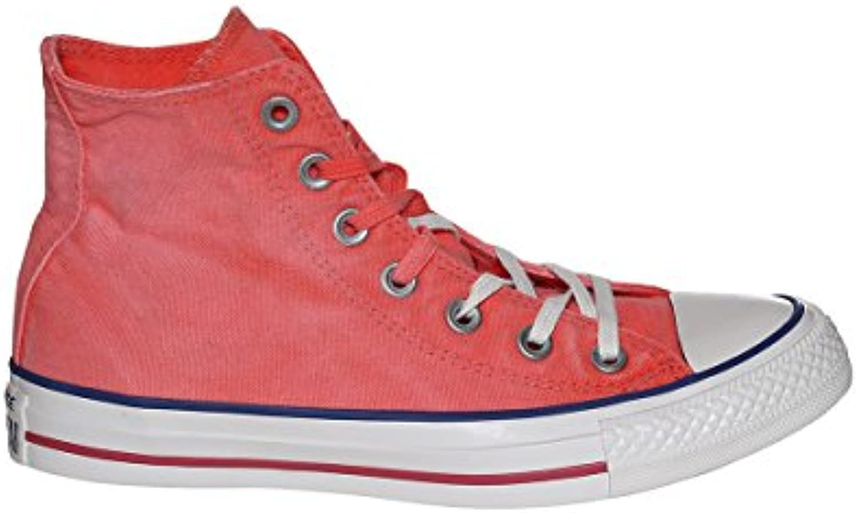 Converse CT As Hi Sneakers Bleach Vintage Canvas Uomo Mod. 160956