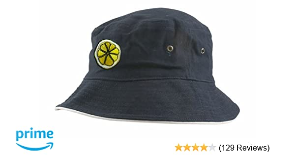 Simplcitees Stone Roses Ian Brown Bucket Hat Adored Wanna Be Lemon