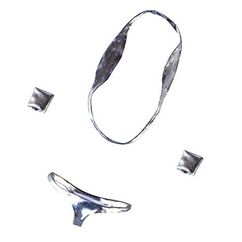 Bikini Set - Büstenhalter & Slip & Armbänder - Outfit Für 12 '' Weibliche Figur Körper - # 1 ()