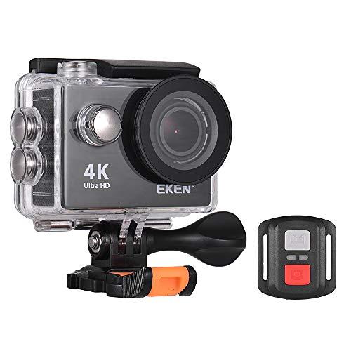 """EKEN H9R Ultra HD 4K Action Kamera, WiFi Control wasserdichte Sportkamera mit 2.4G Fernbedienung 12MP Photo 170 ° Weitwinkel 2.0\""""IPS Screen 30m Wasserdicht"""