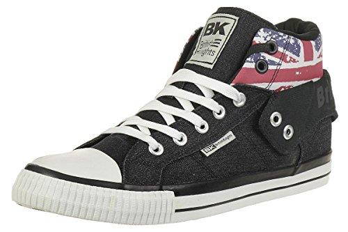 British Knights ROCO Union Jack Sneaker schwarz EU44