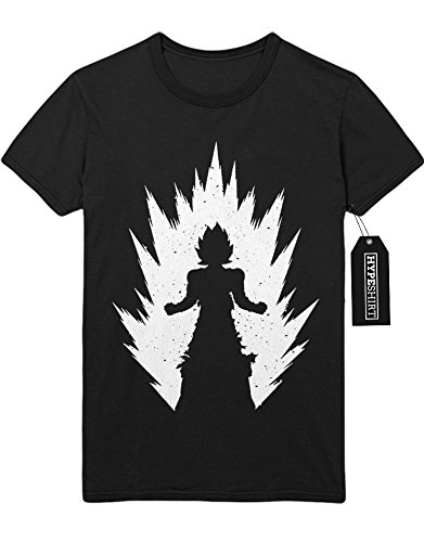 "T-Shirt Dragonball ""TRANSFORMATION"" C500002 Schwarz"