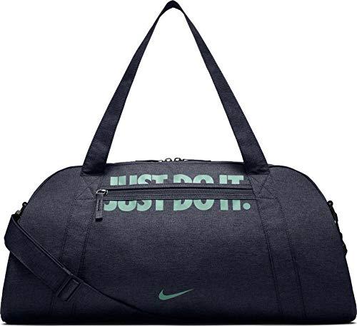 Nike Damen Gym Club Sporttasche, Blau/Türkis