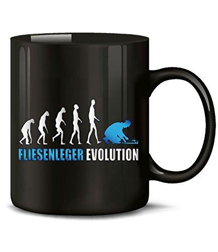 FLIESENLEGER EVOLUTION 4610(Schwarz-Blau)